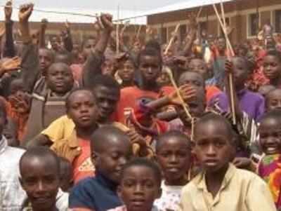 Hilfsprojekt Aktionsideen Afrika Schule