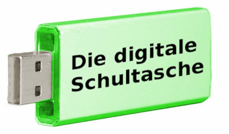 Digitale Schultasche