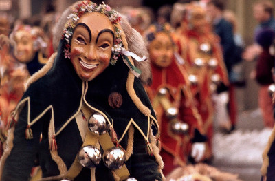 Fasching Fasnet Karneval Schule