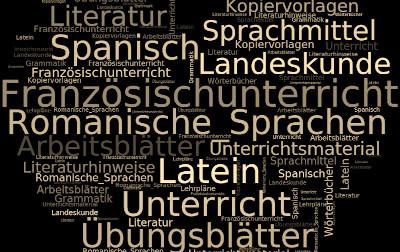 Französischunterricht Romanische_Sprachen Spanisch Latein