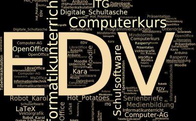 Informatikunterricht Edv-Unterricht Schul-Apps