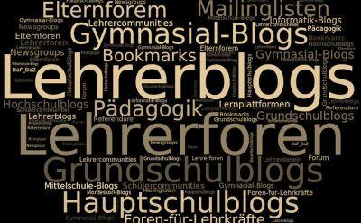 Lehrerblogs Lehrerforen