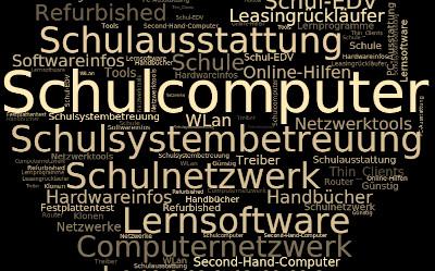 Schulcomputer Refurbished Schulausstattung