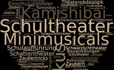 Schultheater,Minimusicals,Zirkus,Schulaufführung,Schattentheater