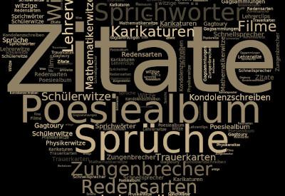 Zitate Poesiealbum Sprüche Sprichwörter