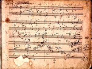 Beethoven Klaviersonate Nr.30 Wikimedia Commons